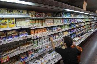 Las principales alimenticias ahora envían las listas con congelamiento de precios    -