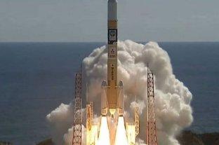 Para mejorar su red de posicionamiento GPS Japón lanzó otro satélite