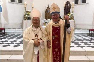 Asumió Monseñor Moon como obispo de Venado Tuerto