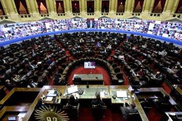 Cuatro nuevos diputados nacionales jurarán en la sesión especial