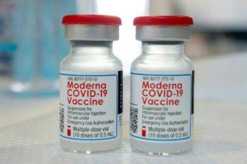 Moderna suministrará hasta 110 millones de vacunas a África hasta mediados de 2022