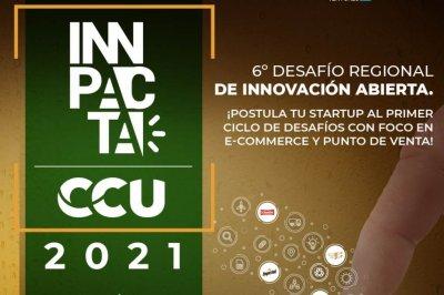 CCU lanza sexta versión del Desafío Regional de Innovación Abierta INNPACTA