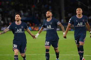 """Pochettino y el balón de oro: """"tuve un problema con Mbappé y Neymar por decir que Messi debía ganarlo"""""""