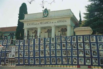 Se cumplen diez años de la primera sentencia en la megacausa de la ESMA