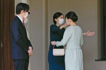 Finalmente, Mako de Japón se casó y renunció a ser princesa