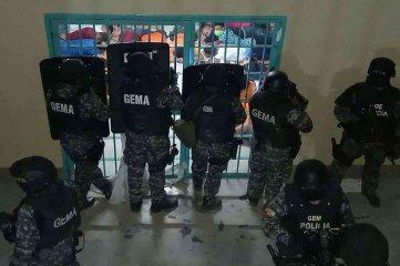 Nuevos disturbios se registraron en la cárcel de Ecuador