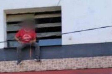 Salta: se despertó cuando ya había cerrado el boliche y quiso tirarse por una ventana