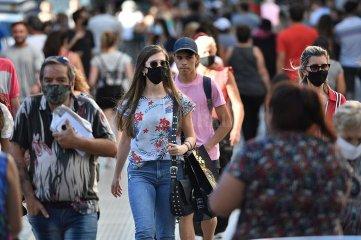 Covid en Santa Fe: sin decesos y 57 nuevos contagios