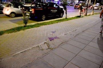 Cuatro heridos de bala en Blas Parera y Florencio Fernández - El ataque se produjo en un sector muy transitado durante una hora pico.