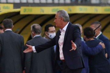 Tite dará el viernes la lista para jugar con Colombia y Argentina
