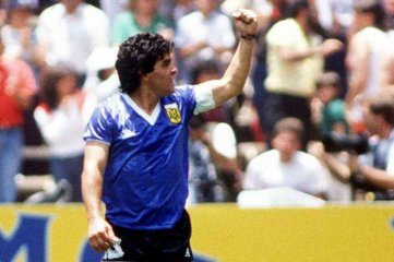 Maradona será homenajeado por Argentinos Juniors