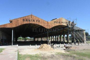 Primera reunión sobre la factibilidad del tren urbano entre Santa Fe y Santo Tomé