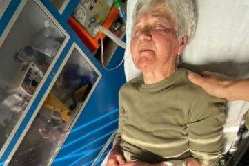 Piden justicia para la abuela santafesina que fue golpeada brutalmente para robarle