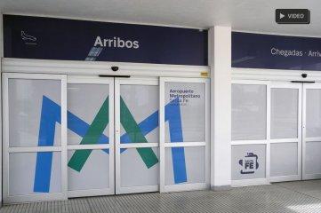 En coordinación con Paraná, buscan sumar vuelos internacionales a Sauce Viejo