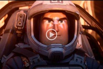 """Se conoció el primer tráiler de """"Lightyear"""", la historia de Buzz Lightyear"""