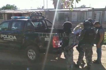 Un detenido por los tiros en barrio Candioti Norte de Santa Fe