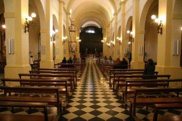 La Catedral de Santa Fe se prepara para las fiestas patronales