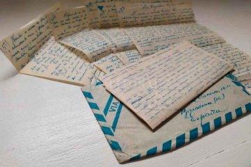 """Desembarca en Venado Tuerto la muestra epistolar """"Un Océano de Cartas"""" -"""