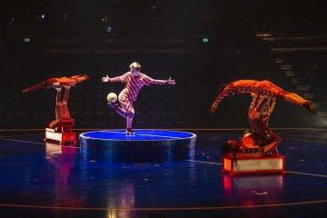 El espectáculo sobre Messi del Cirque du Soleil llegará a la Argentina en 2023 -