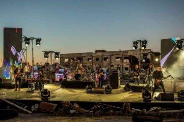 Los Fundamentalistas realizarán un show en Rosario con el Indio Solari como invitado virtual  -