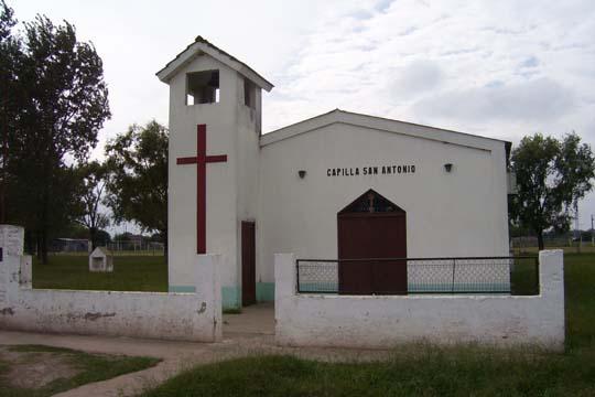 Pueblos que buscan salir del aislamiento: Villa Saralegui C Yesciani