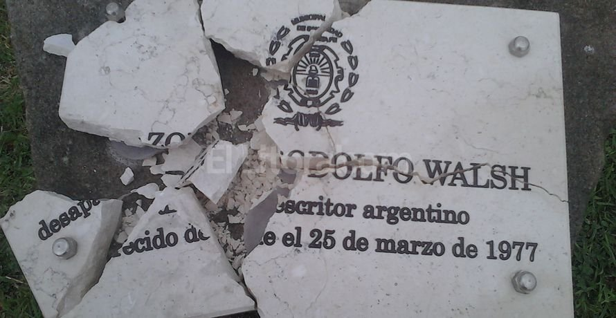 El lector envió tres fotografías. Federico Matías Nuñez Galli (Periodismo Ciudadano)