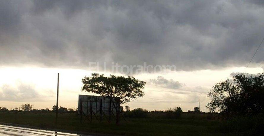 Pasa la tormenta en Sauce, 14:08hs. Pablo Bongiovani (Periodismo Ciudadano)