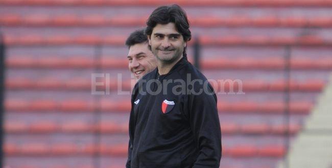 Rubén Darío Forestello vive de cerca cada partido y cada entrenamiento. Crédito: Archivo El Litoral.