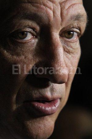 """""""El tema no nos desvela"""", aseguró el mandatario provincial. <strong>Foto:</strong> Mauricio Garín (Archivo)"""