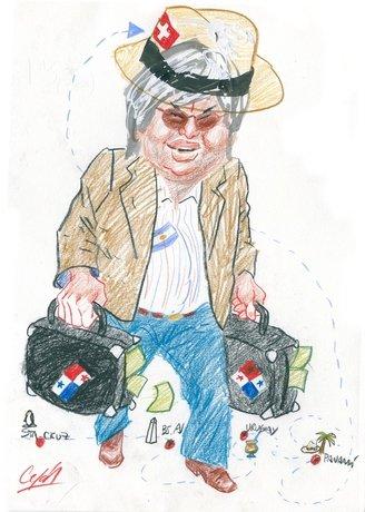 Ilustración Lucas Cejas El Litoral